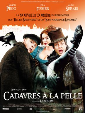 DVD Cadavres à La Pelle
