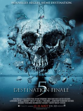 Jaquette dvd Destination Finale 5