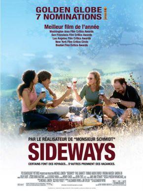 Sideways DVD et Blu-Ray