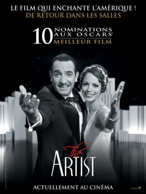 The Artist DVD et Blu-Ray