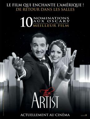 The Artist DVD et Blu-Ray