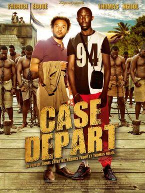 DVD Case départ