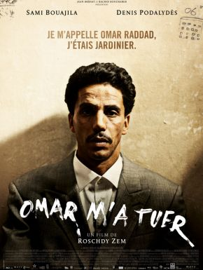 Jaquette dvd Omar m'a tuer