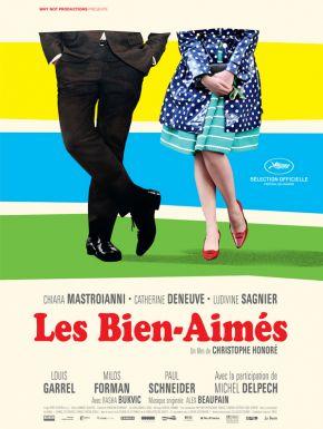Jaquette dvd Les Bien-aimés
