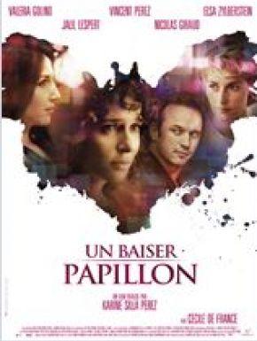 sortie dvd  Un baiser papillon
