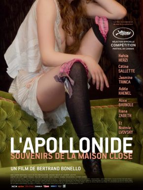 L'Apollonide - Souvenirs De La Maison Close DVD et Blu-Ray