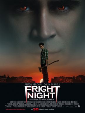 sortie dvd	  Fright Night