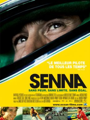 Senna DVD et Blu-Ray