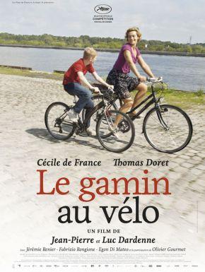 DVD Le gamin au vélo