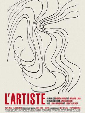 DVD L'Artiste
