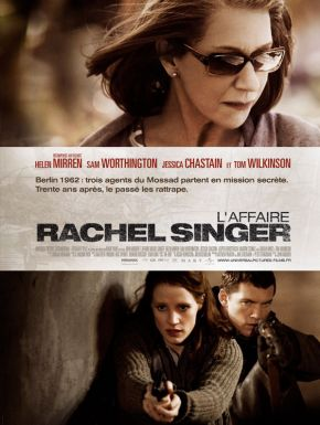 DVD L'Affaire Rachel Singer