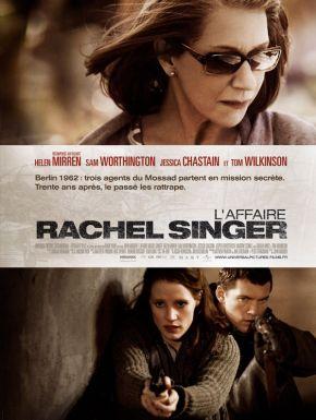 L'Affaire Rachel Singer DVD et Blu-Ray