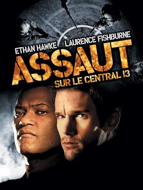 DVD Assaut Sur Le Central 13