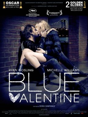 Blue Valentine DVD et Blu-Ray