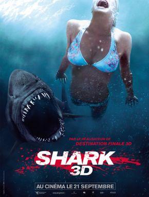 Shark 3D DVD et Blu-Ray
