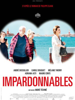 DVD Impardonnables