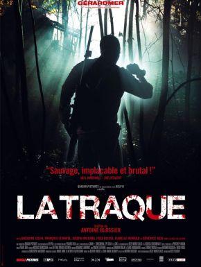 Jaquette dvd La Traque