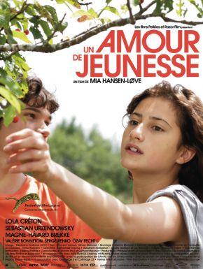 Jaquette dvd Un Amour De Jeunesse