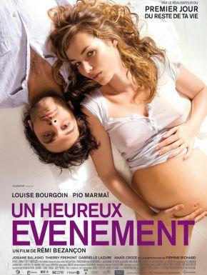 Sortie DVD Un Heureux événement