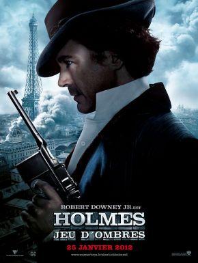 Sherlock Holmes 2 : Jeu D'ombres DVD et Blu-Ray