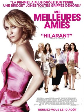 DVD Mes Meilleures Amies