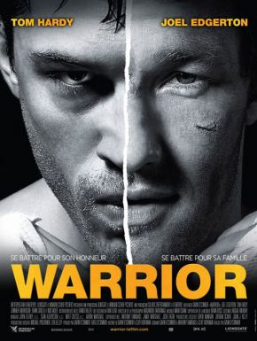 Warrior DVD et Blu-Ray