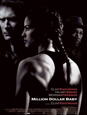 Sortie DVD Million Dollar Baby