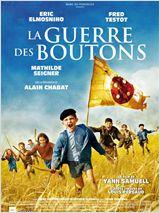 La Guerre Des Boutons DVD et Blu-Ray