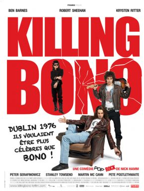 sortie dvd  Killing Bono