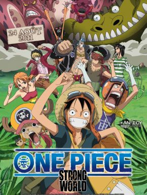 DVD One Piece - Strong World