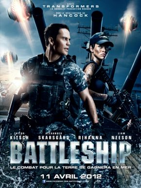 Battleship DVD et Blu-Ray