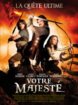 DVD Votre Majesté