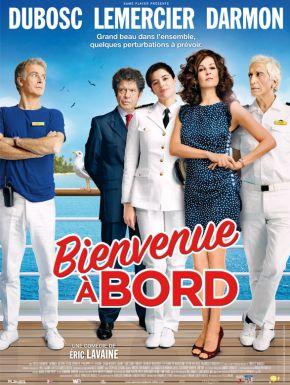 Bienvenue à Bord DVD et Blu-Ray