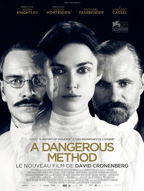 DVD A Dangerous Method