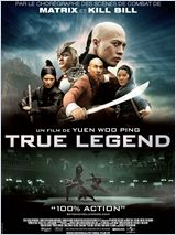 DVD True Legend