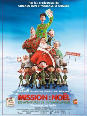 Jaquette dvd Mission Noël - Les Aventures De La Famille Noël