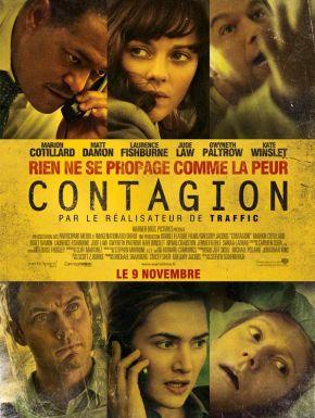 Sortie DVD Contagion