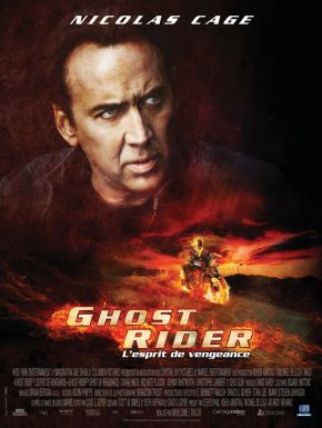sortie dvd  Ghost Rider : L'esprit de vengeance