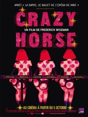 Jaquette dvd Crazy Horse