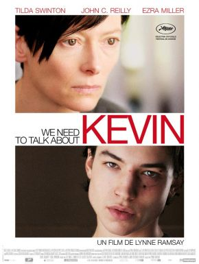 We Need To Talk About Kevin DVD et Blu-Ray