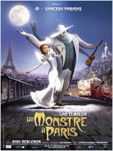 Sortie DVD Un Monstre à Paris