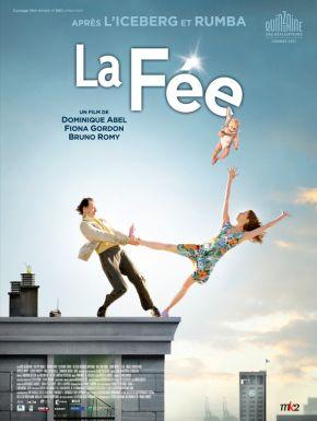 Jaquette dvd La Fée