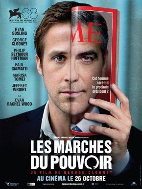 sortie dvd  Les Marches Du Pouvoir