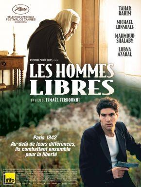 sortie dvd  Les Hommes Libres