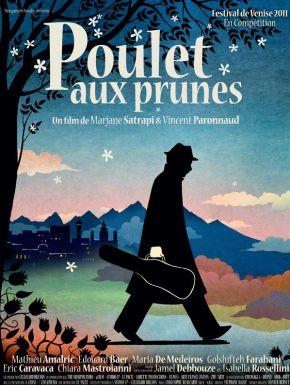 Sortie DVD Poulet Aux Prunes