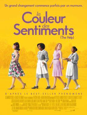 sortie dvd  La Couleur Des Sentiments