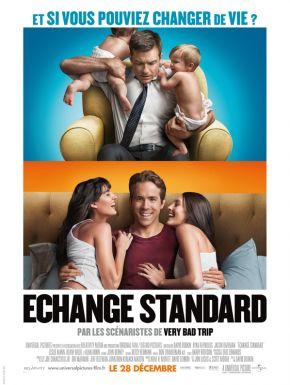 Jaquette dvd Echange Standard