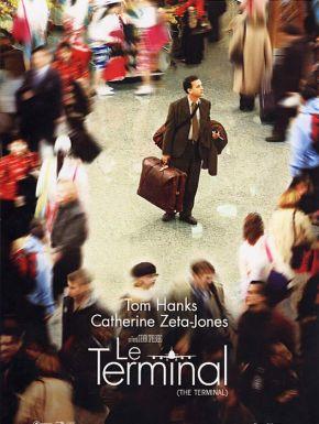 DVD Le Terminal