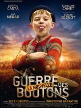 Jaquette dvd La Nouvelle Guerre Des Boutons