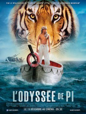 L'Odyssée De Pi DVD et Blu-Ray